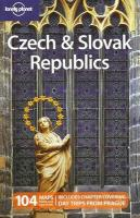 Czech and Slovak Republics 6th Revised edition