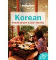 Korean Phrasebook 5th edition
