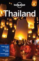 Lonely Planet Thailand 16th Revised edition