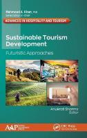 Sustainable Tourism Development: Futuristic Approaches