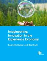 Imagineering: Innovation in the Experience Economy: Innovation in the Experience Economy