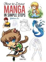 How to Draw: Manga: In Simple Steps