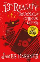 Journal of Curious Letters: 13th Reality