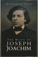 Music of Joseph Joachim