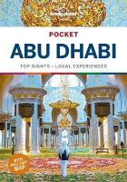 Lonely Planet Pocket Abu Dhabi 2nd New edition