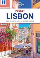 Lonely Planet Pocket Lisbon 4th New edition