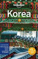 Lonely Planet Korea 11th New edition