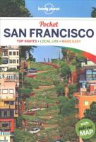 Lonely Planet Pocket San Francisco 6th Revised edition