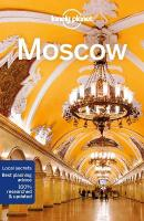 Lonely Planet Moscow 7th Revised edition