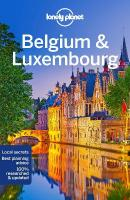Lonely Planet Belgium & Luxembourg 7th New edition