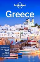 Lonely Planet Greece 13th Revised edition