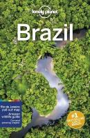 Lonely Planet Brazil 11th New edition