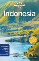 Lonely Planet Indonesia 12th New edition