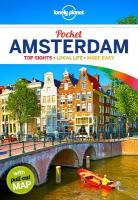 Lonely Planet Pocket Amsterdam 5th Revised edition