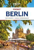 Lonely Planet Pocket Berlin 6th New edition