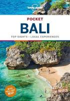 Lonely Planet Pocket Bali 6th New edition