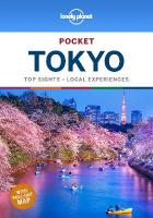 Lonely Planet Pocket Tokyo 7th New edition
