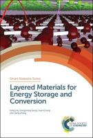 Layered Materials for Energy Storage and Conversion