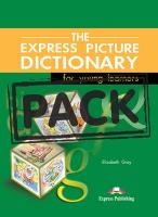 Express Picture Dictionary for Young Learners - Student's and Activity   Student's