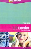 Talk More - Lithuanian: An Interactive Video CD-ROM