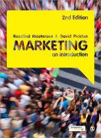 Marketing: An Introduction 2nd Revised edition