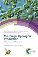 Microalgal Hydrogen Production: Achievements and Perspectives