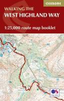 West Highland Way Map Booklet: 1:25,000 OS Route Mapping