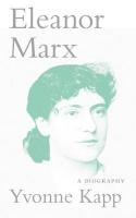 Eleanor Marx New edition