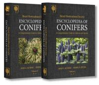 Royal Horticultural Society Encyclopedia of Conifers: a Comprehensive Guide   to Cultivars and Species