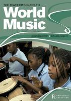 Conor Doherty/Richard Knight: The Teacher's Guide To World Music