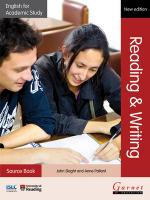 Reading & Writing 2012 Student Manual/Study Guide
