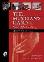 Musician's Hand 2nd Revised edition
