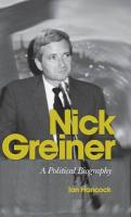 Nick Greiner: A Political Biography