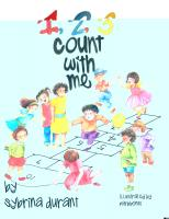 123 Count With Me: Fun With Numbers and Animals