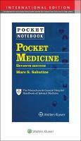 Pocket Medicine: The Massachusetts General Hospital Handbook of Internal Medicine Seventh, International Edition