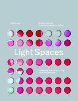 Light Spaces: Designing and Constructing with Plasterboard