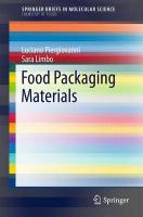 Food Packaging Materials 2016 New edition