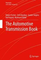 Automotive Transmission Book Softcover reprint of the original 1st ed. 2015