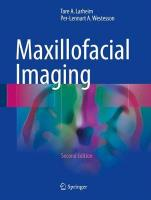 Maxillofacial Imaging 2017 2nd Revised edition