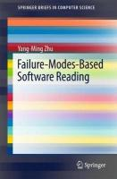 Failure-Modes-Based Software Reading 1st ed. 2017