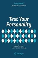 Test Your Personality: Have Fun and Learn Useful Phrases 1st ed. 2018