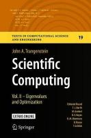 Scientific Computing: Vol. II - Eigenvalues and Optimization 1st ed. 2017