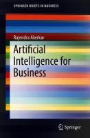 Artificial Intelligence for Business 1st ed. 2019