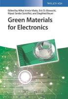 Green Materials for Electronics