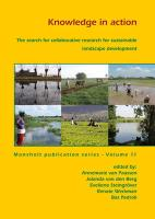 Knowledge in Action: The Search for Collaborative Research for Sustainable Landscape Development