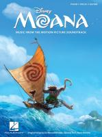 Moana: Music From The Motion Picture Soundtrack (PVG)
