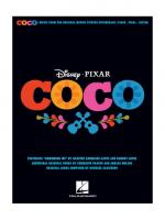 Disney Pixar's Coco For PVG
