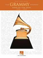 The Grammy Awards: Song Of The Year 1958-1969