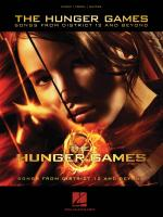 The Hunger Games: Songs From District 12 And Beyond (PVG)